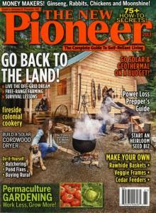 New Pioneer Magazine Spring 2013